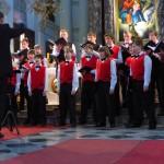 Koncert Deškega zbora Bonifantes iz Pardubic