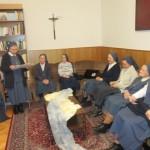 25 let od prihoda sester uršulink v Maribor