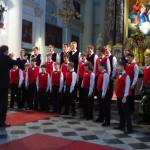 Foto: koncert Deškega zbora Bonifantes