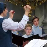 Deški zbor Schellenburg: Le to noč polno veselja