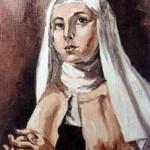 Sveta Marija od Učlovečenja, francoska uršulinka (1599-1672)