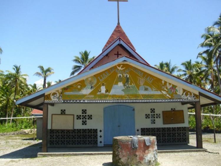 Langa Langa cerkev