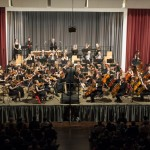 Koncert Univerzitetnega orkestra Justus Liebig iz Nemčije