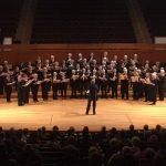 Koncert zbora RBS Europa Choir iz Velike Britanije
