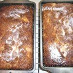 Otroci v Angelinem vrtcu pečemo jabolčni kolač