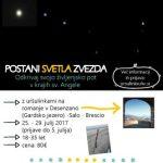 Romaj v Brescio: Postani svetla zvezda!