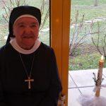 65-jähriges Profess-Jubiläum von Sr. Veronika Sommerbauer