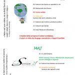 Pravičnost, mir in ohranjanje stvarstva: koledar za april in maj