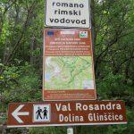 Dolina Glinščice (Val Rosandra)