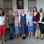 Romanje po poteh sv. Angele Merici – darilo s. Magdaleni za 45 let posvečenega življenja