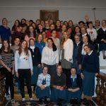 Oktobrsko srečanje s sestrami in brucovanje v ŠDU