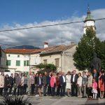Koncert SA: Mešani zbor Župnije Šturje iz Ajdovščine