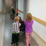 Obisk starejših v Domu Janeza Krstnika Trnovo