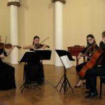 Koncert SA: Godalni kvartet Bêlebend