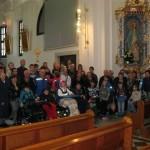 Z družinami veroučencev CIRIUS-a romali v Žužemberk