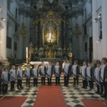 Avdicija za nove člane Deškega zbora Schellenburg