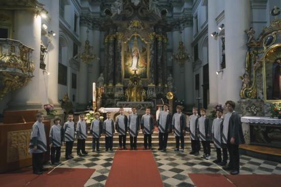 koncert deški zbor
